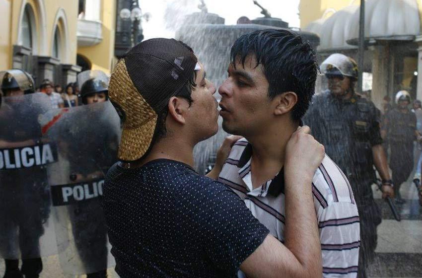 Homosexual reprimido o toc